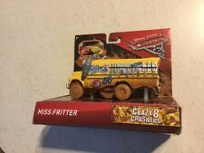 Disney Pixar Cars 3 Crazy 8 Crashers Miss Fritter Ages 3+ New in package