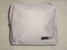 Salvatore Ferragamo Parfums Zipper Cosmetic Bag Travel Clutch e5f96324db7b9
