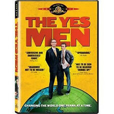 New and Sealed - The Yes Men - Michael Moore &  Mike Bonanno - Region 4