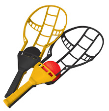 Wham-O Trac Ball 2 Raquette 2 Balles Jeu de Dés Plage plein Air Action