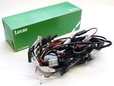 LU54960710 - Genuine Lucas Main Wiring Harness - Triumph - T120, TR6 - 19086C