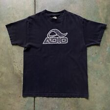 Vintage 90s Adio - Skateboarding Footwear/Apparel T-Shirt - Medium - #1538