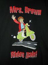 A Mrs.Brown's Boys Live Tour 2011-2012 T Shirt In V.G.C. Sized XL - Gildan