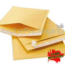200 x Size K/7 Padded Bubble Envelopes Bags 340x445mm