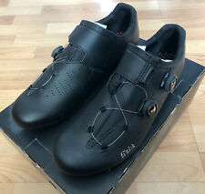 Fizik Infinito R1 Men's Road Cycling Shoes (EU: 45 / US: 11.5) - Black, Used