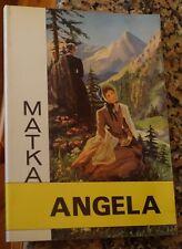 "LIBRO UNICO!!!!!!! ""MATKA ANGELA""   TRUSZKOWSKA MARIA ANGELA -Ed. Paoline (1968)"