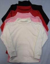 T-shirts, hauts et chemises rouge à manches longues pour fille de 2 à 16 ans