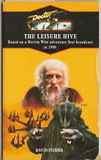 Doctor Who - The Leisure Hive. Virgin blue spine edition. GC++ Target books.