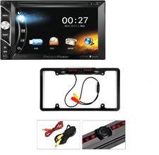 Precision Power 2-DIN DVD/Bluetooth/CD/USB/SD Car Stereo w/6.2