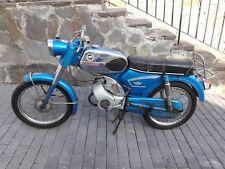 zündapp C 50 mettalic Blau von 1971 komplett die alten Papiere von damals dabei