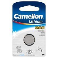Piles/Cell bouton Camelion, Duracell,GP B, Panasonic, Varta CR2032*2025*2016