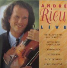 ANDRE RIEU - LIVE - CD