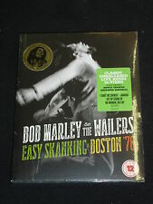 BOB MARLEY & THE WAILERS Easy skanking in Boston 78- CD + DVD NEUF