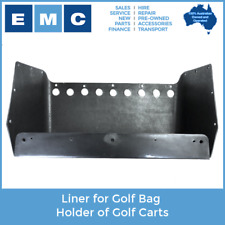 Liner for Rear Golf Bag Holder of Golf Carts