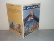 LES EAUX DE MORTELUNE (ADAMOV & COTHIAS) TOME 1 L'ECHIQUIER DU RAT  GLENAT 1989