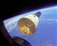 GEMINI 6 VIEWS GEMINI 7 SPACECRAFT 8x10 PHOTO NASA