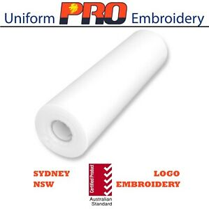 PRO Sydney Embroidery Stabilizer White / Grey tear-away 30cm 10m 20m 30m 100m