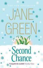 """AS NEW"" Green, Jane, Second Chance, Book"