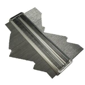 "Hilka Metal Profile Gauge High Accuracy 6"" 150mm Flooring & Tiling Contour Guage"
