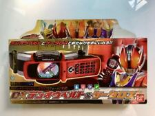 BANDAI KAMEN RIDER DEN-O DX HENSHIN BELT WITH CLIMAX CELL PHONE NEW IN BOX