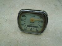 Garelli 98cc 100 TRAIL Used Speedometer 60s  WD RB55