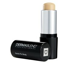 Dermablend Quick-Fix Body Foundation Stick SPF 30 - Almond 20C *New in Box*