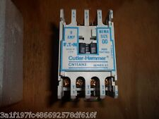 CUTLER HAMMER CN15AN3 SERIES A1 CONTACTOR 9 AMP 3 POLE (NEW IN PACKAGE)