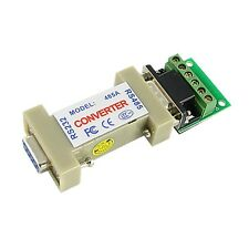 2PCS NEW RS232 to RS485 1.2KM Data Interface Adapter Converter