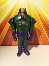 Justice League Unlimited Lex Luthor JLU Mattel Rare Bruce Timm Animated Series