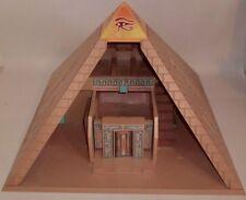 PLAYMOBIL 4240 Grande Pirámide Faraón Egipto 4243 4242