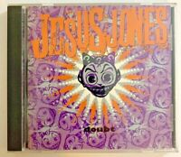Jesus Jones - Doubt CD 1996 Capitol Records ‎– CDP-95715 VG