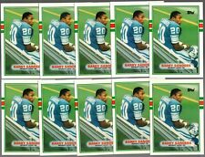 (10) 1989 Topps Traded Football #83T Barry Sanders Rookie Card Lot Detroit Lions