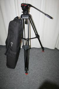 SACHTLER FSB 6 System mit SL MCF 75 1,5-8 kg Traglast mit Schwenkarm, gebraucht