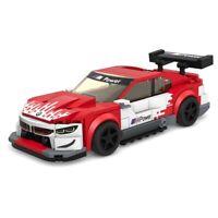 LEGO MOC Custom BMW M4 DTM - Only Building PDF Instructions ! No Bricks !