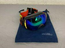 Smith Optics I/O Ski/Snowboard Goggles w/Amber Lens Satisfaction Guaranteed