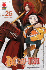 D. Gray-Man N° 26 - Manga Superstars 124 - Planet Manga - ITALIANO NUOVO #NSF3