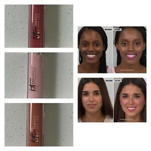 IT Cosmetics by Jamie Kern Vitality Lip Blush Hydrating Lip Gloss Stain