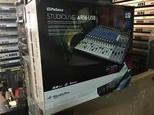 Presonus AR16 USB 18 Channel  Recording Mixer ,in box   //ARMENS//