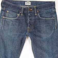 Mens EDWIN ED55 RELAXED STRAIGHT Blue Jeans W32 L32