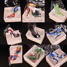 Cryptozoic Dc Pumps Superhero Shoes Heels Wonder Woman Harley Quinn Poison Ivy +