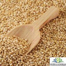 Organic Quinoa Royale (WHITE) 25kg Bulk Gluten Free, Low GI WELLNESS UNITED
