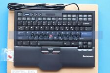 Genuine Lenovo ThinkPad UltraNav USB Keyboard Trackpoint US Sk-8845 8845