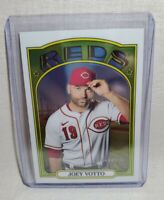2021 Topps Heritage JOEY VOTTO Chrome Parallel 473/999 Reds #45