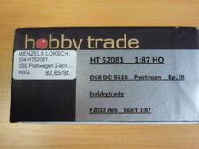 """HobbyTrade  HO 52081  """" Leerkarton """"  für  DSB DO 5610"""