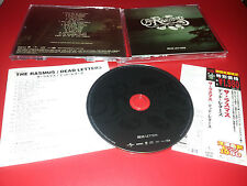CD THE RASMUS - DEAD LETTERS - JAPAN - UICO 9636