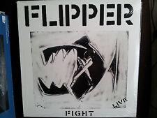 FLIPPER - Fight Live NEW/SEALED Punk NIRVANA (LP) Jack Endino
