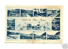 SALUTI DA ALANO FENER - VEDUTINE (BELLUNO) 1941