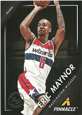 ERIC MAYNOR 2013-14 Panini Pinnacle Basketball Artist Proof Card #80 Wizards