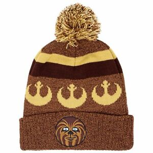 Star Wars Beanie Chewbacca, Brown