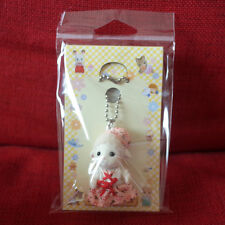 Sylvanian Families SHEEP KEY HOLDER PINK ONE PIECE Epoch Japan Calico Critters